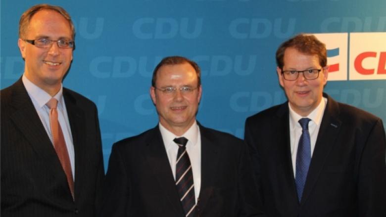 CDU Wahlkreisversammlung - Landtagskandidaten gekürt